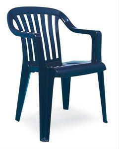Best Stapelsessel Memphis blau