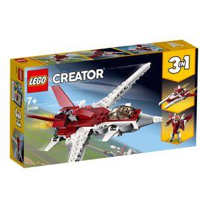 LEGO® Creator Flugzeug der Zukunft, 31086