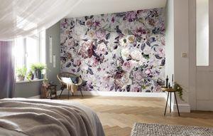 "Komar Vlies Fototapete ""Lovely Blossoms"" - Größe: 350 x 250 cm (Breite x Höhe), 7 Bahnen"