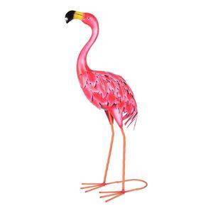 Deko Flamingo rosa 58 cm