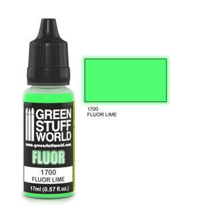 Green Stuff World - Fluor Farbe Limette