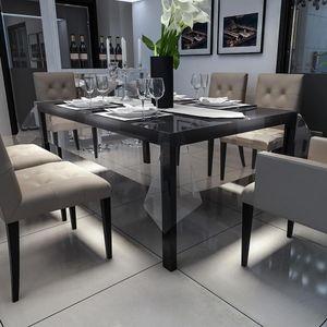 Tischdecke abwaschbar PVC Folie Durchsichtig 0,1 mm Klar Transparent 140x200 cm