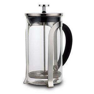 NAVA Kaffeebereiter Kaffeepresse GLASKANNE Kaffeekanne mit Siebstempel ACER 0,6L