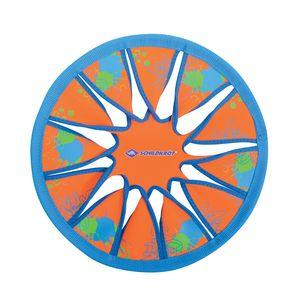Schildkröt Neopren Disc, Ø30cm, weiche Frisbee, Wurfscheibe, im Blister, Neon-Orange