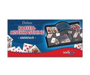 Noris Spiele Karten-Mischmaschine elektrisch; 606154621