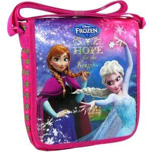 Frozen Die Eiskönigin Schultertasche Kindergarten Tasche Umhängetasche Anna Elsa