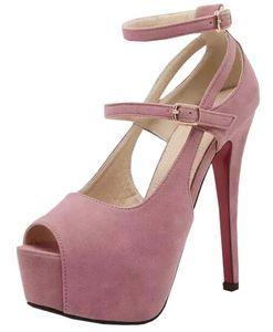 Neuen Frühling Schuhe mit hohen Absätzen Hochzeit Schuhe Plattform Mode Schuhe der Frauen pumpt hohe Absätze