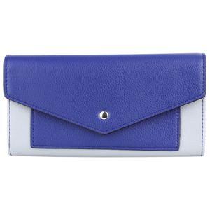 s.Oliver Geldbörse Portemonnaie Geldbeutel Brieftasche Börse 39.901.93.5546, Farbe:Blau