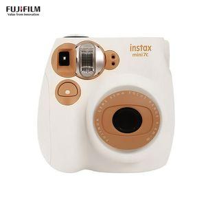 Fujifilm Instax Mini7c Sofortbildkamera Film Cam Autofokus mit Batterie Handschlaufe Geburtstag Weihnachten Neujahr Festival Geschenk für Jungen Mädchen