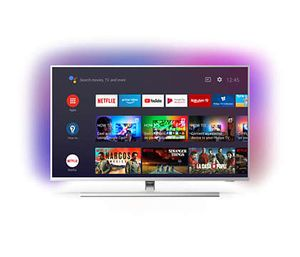 Philips 4K Ultra HD LED TV 164 cm (65 Zoll) 65PUS8505 Triple Tuner, Android Smart TV, Ambilight