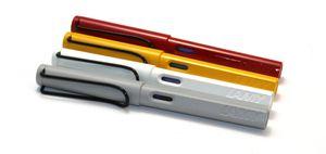Füllfederhalter, Farbe:rot, Größe:LH