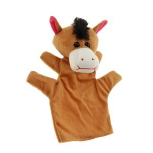 Tiere Handpuppen, Geschenk für Kinder, aus Stoff