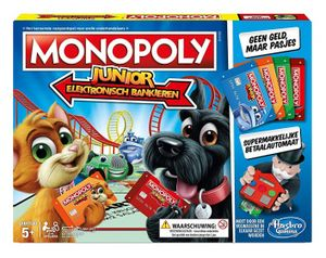 Hasbro Monopol 36 x 27 x 4 cm Junior Electronic Banking