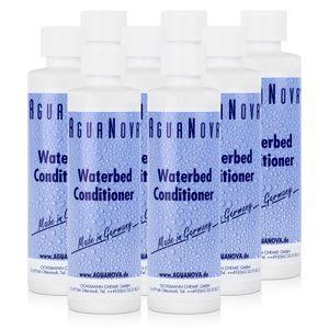 8x AguaNova Wasserbett Conditioner 125 ml, für Wasserbetten - Konditionierer