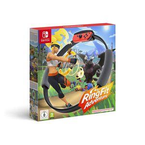 Nintendo HAC Ring Fit Adventure, Nintendo Switch, E10+ (Jeder über 10 Jahre)