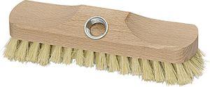Sorex Schrubber Union mit Gewinde ohne Bart Holzkörper - 40101