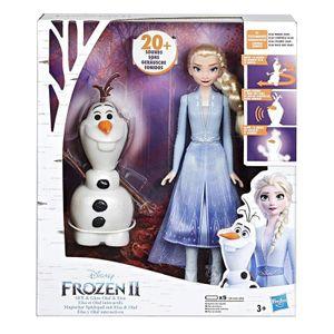 Disney spieler eingefroren - Elsa und Olaf interaktiv 2-teilig