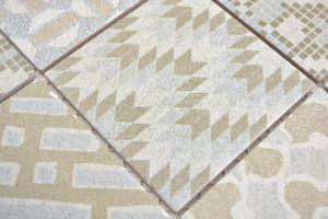 Keramik Mosaik picolo AZUL Mosaikfliese Wand Fliesenspiegel Küche Bad MOS22B-A04_f