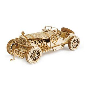 Ugears-Holz Modell U-9 Grand Prix Racer 348 Teile@#H01