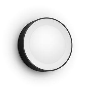 Philips Hue White & Color Ambiance Daylo - Wandleuchte, schwarz