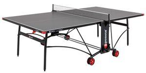 SPONETA S 3-80 e Sportline Outdoor-Tischtennisplatte mit Netz, grau; 209.9010/L