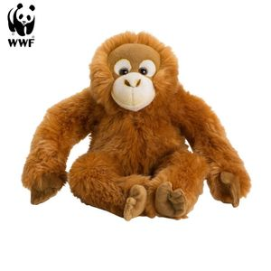 Plüschtier Orang-Utan (30cm) lebensecht Kuscheltier Stofftier Affe