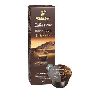 Tchibo Cafissimo Espresso El Salvador Kapseln, 10 Stück