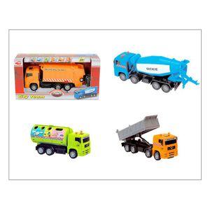 Dickie 203414955 City Team Fahrzeug
