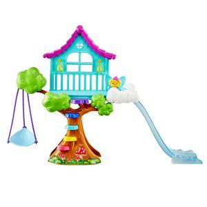 Barbie Chelsea Dreamtopia Regenbogen-Schaukel-Spielset mit Puppe