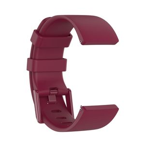 1 Stück Ersatzarmband Weinrot Uhrenband 194 × 46 mm