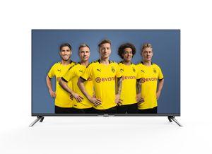 CHiQ FullHD LED TV 100cm (40 Zoll) L40G7U, Android Smart TV, Triple Tuner, HDR10