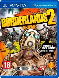 Borderlands 2 (Uncut) (PEGI CH) (PSVita)