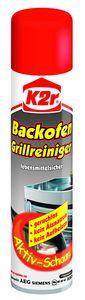 K2r Backofen-Grillreiniger Spray mit Aktiv-Schaum , 300 ml
