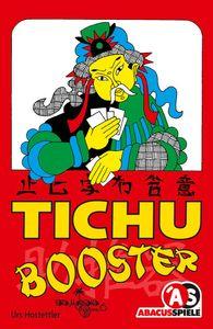 Abacus ABA08163 - Tichu Booster, Kartenspiel 4011898081633