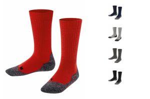FALKE Active Warm Kinder Socken, Größe:35-38, Farbe:marine 2