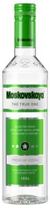 Moskovskaya The True One | 38 % vol | 0,5 l