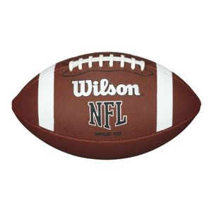 Wilson american Football NFL-Funktionär braun