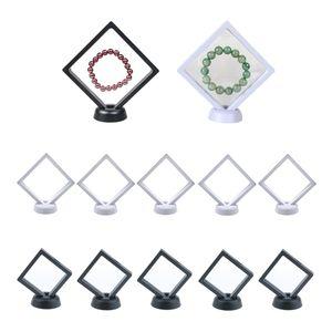 10 pcs. Schmuckhalter Schmuckständer Ohringhalter Kettenständer Armbänderhalter mit Φ 7cm Standfuß, Leicht und Stabil
