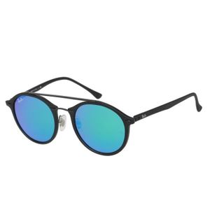 RAY BAN Sonnenbrille RB4266 601S3R Mixed Schwarz