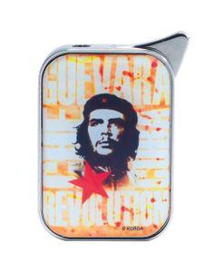 "FEUERZEUG ""Che Guevara"" Gas Metall Piezozündung Original Geschenk schwer 66(Gelb)"