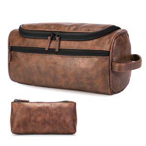 Amzbag Smart Kulturbeutel Kulturtasche zum Aufhängen Herren Damen