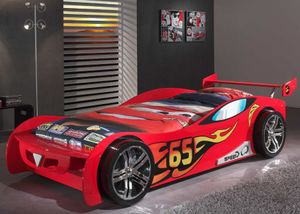 Vipack Autobett Le Mans, Rot