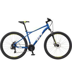 GT Aggressor Sport 29 Zoll Mountainbike Hardtail MTB Fahrrad 29' Mountain Bike, Farbe:blau, Rahmengröße:46 cm