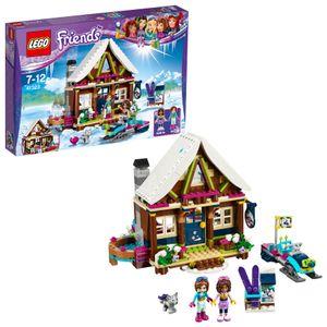 LEGO® Friends Chalet im Wintersportort 41323