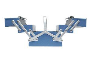 Gedore Werkzeugkasten, leer, 5 Fächer, 210x535x225 mm  1335 L