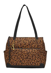 FOSSIL Jenna Shopper Cheetah