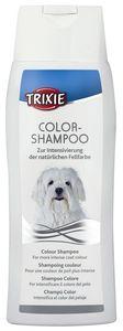 Trixie Hunde Color-Shampoo, weiß, 250 ml