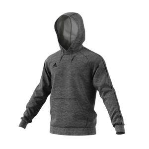 Adidas Hoodie Pullover für Herren, Größe L, grau