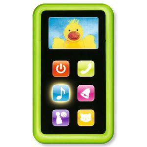 RAVENSBURGER ministeps Mein erstes Smart-Phone Spielzeugtelefon Lernspielzeug