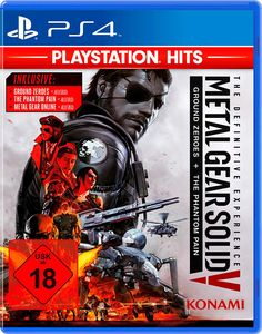 Metal Gear Solid 5 - The Definitive Experience [PS4]